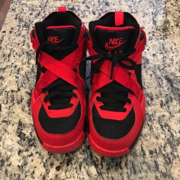 c3c0352ef6ed University Red and Black Nike Air Raid. M 5b426bcefe5151c907361d2b
